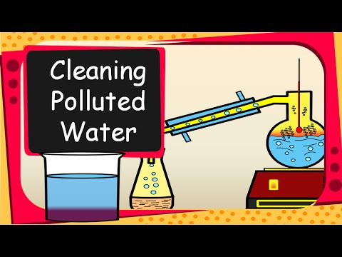 Science - Environment - Ways of Cleaning Water - English