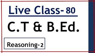 Live  class- CT/B.Ed - 79  (2020)