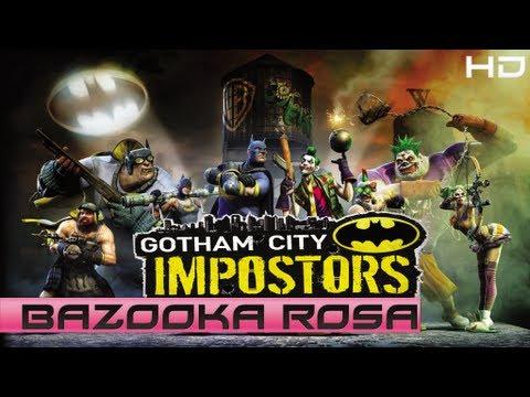 Gotham City Impostors Bazooka Rosa [HD]