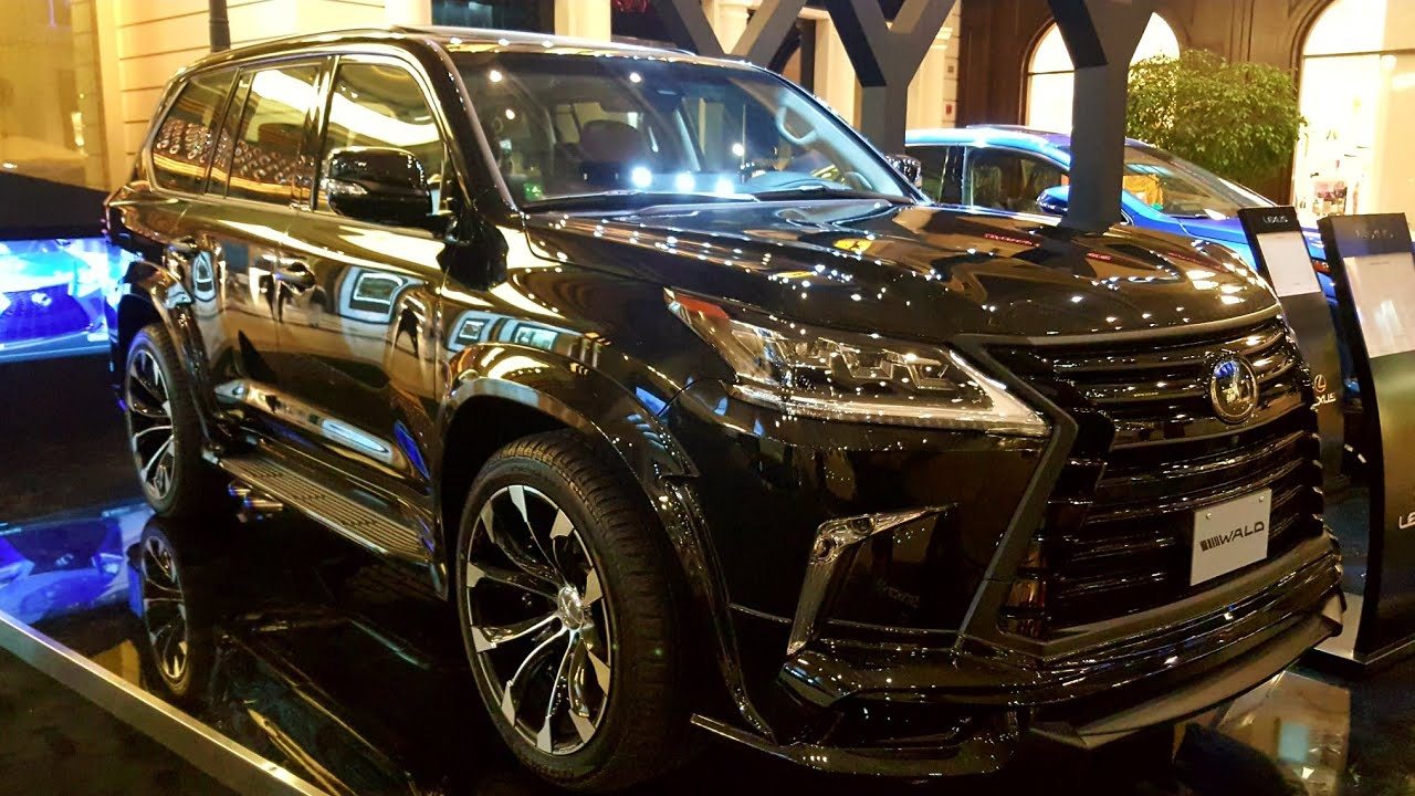 2020 Lexus LX 570 Specs and Review
