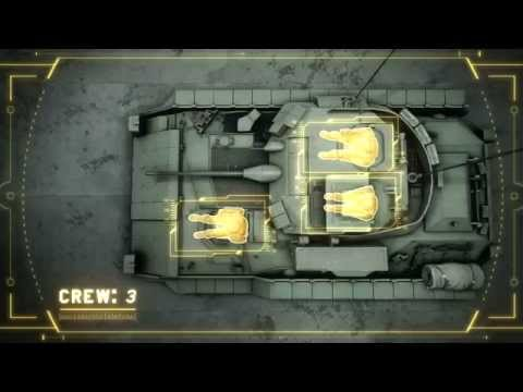 Armored Warfare - Bradley Fighting Vehicle Trailer