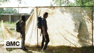 The Walking Dead: 'Rick & Michonne Hunt for Guns' Sneak Peek Ep. 712