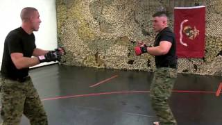 Marine Corps Martial Arts Instructor Course