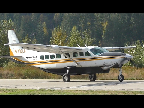 Kenmore Air Cessna 208B Grand Caravan Takeoff
