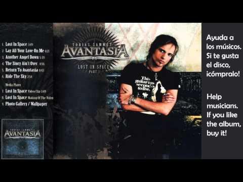 Avantasia - Lost in Space Pt.1 (HD) - Full album
