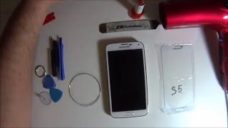 Samsung Galaxy S5 Glass Only Repair - ER Cellutions