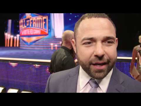 Santino Marella im Interview: WWE hautnah – Red Carpet, WWE Hall of Fame 2015