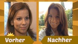 Extensions: Wie gut sind günstige Haarverlängerungen? | Sat.1 Frühstücksfernsehen