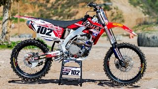 The 2008 CRF was, at the time, the absolute gold standard of four s...