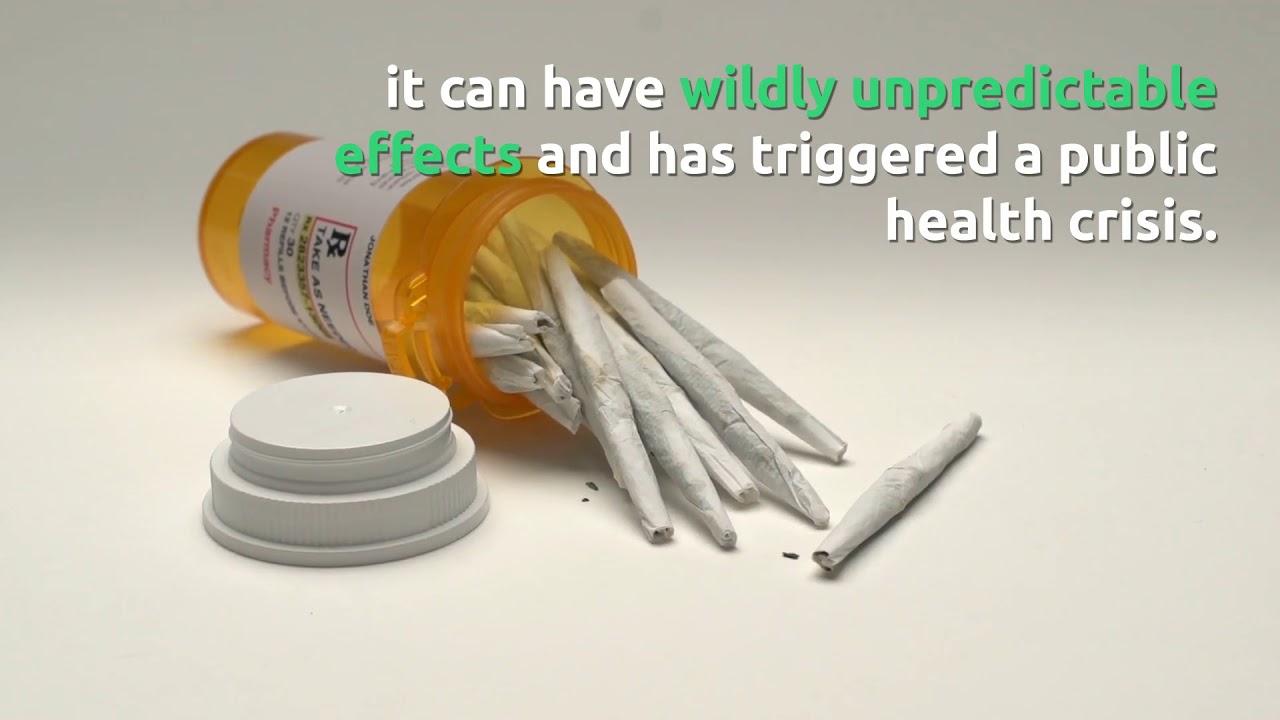 Chatham-Savannah Counter Narcotics make synthetic cannabinoid arrest