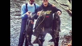 New York Salmon Run , Salmon river Pulaski New York *BEST ON YOUTUBE* Edit and Song