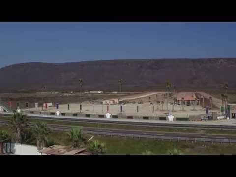 Vista Frontal y Lotificacion Residencial Villa Toscana