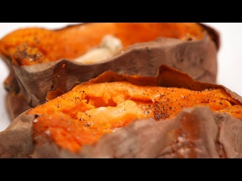 Oven-Baked Sweet Potatoes - Martha Stewart