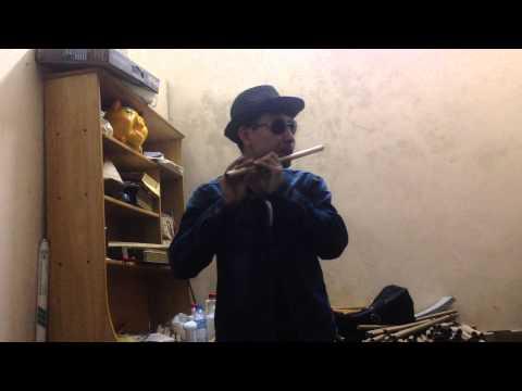 Thổi sáo bài bến thượng hải cực chất - Phong cách Trung Hoa