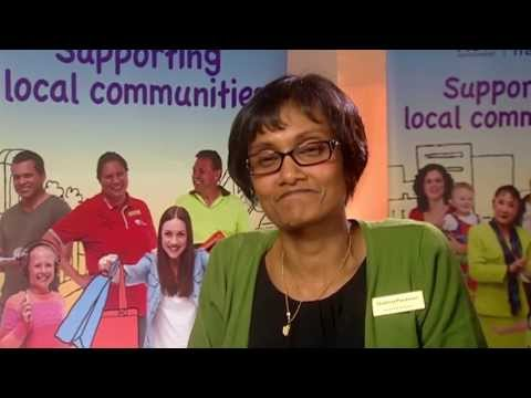 Supporting Local Communities – community outreach