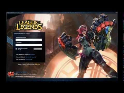 League of Legends Vi Pantalla de Login con letra ( Nicki Taylor - Here comes Vi with lyrics)