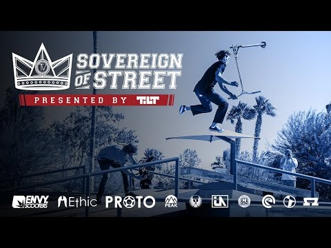 Sovereign of Street 2017 - Presented by Tilt