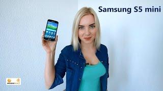 Обзор телефона Samsung Galaxy S5 mini(Новый смартфон Samsung Galaxy s5 mini — это идеальное устройство для тех, кто не хочет отказываться от широких возмож..., 2014-12-29T13:11:57.000Z)
