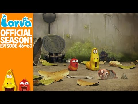 [Official] LARVA- Season 1 Episode 46 ~ 60