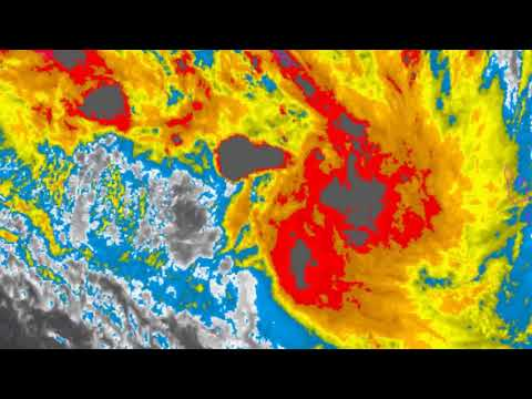Tropical Cyclone 08 Update 1 Fiji TD06 Sunday 28 January 16:55AEST