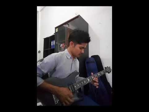 Andra & the backbone Dengarkan aku (cover guitar solo)