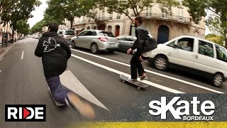 SKATE Bordeaux with Leo Valls