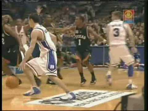 J.J. Redick 41 points vs Texas