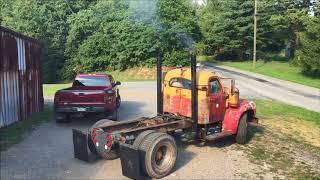 B61 Mack Build Restoration Customization