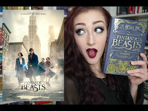 FANTASTIC BEASTS AND WHERE TO FIND THEM FILM REVIEW.