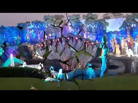 Prem Mandir Live Video Vrindavan Mathura . प्रेम मंदिर Live विडियो  Vrindavan 2017.