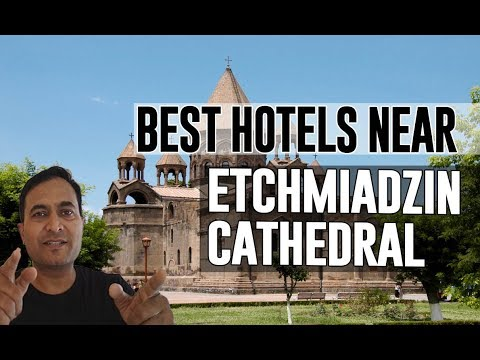 Best Hotel   Accommodation Near Etchmiadzin Cathedral, Yerevan