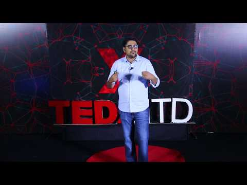 Stone-age to Garb-age: Creating an Alternative Economy from Trash | Mathew Jose | TEDxIIITD