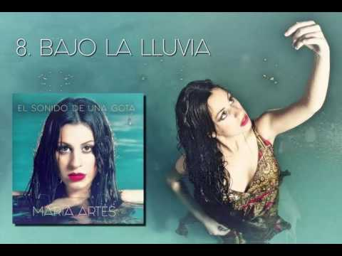 María Artés - Bajo la lluvia (Audio Oficial)