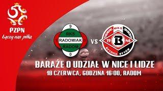 Radomiak Radom vs Bytovia Bytow full match