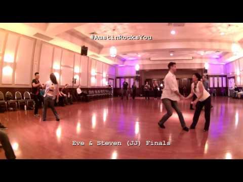 Eve & Steven (JJ) Finals (Wide Angle) Song #1 - #AustinRocksYOU