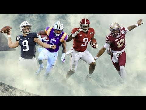 2017 COLLEGE FOOTBALL PREVIEW PT. 2 | The Harris Highlights Show