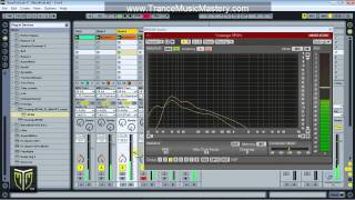 How To Mix Kick And Bass - Part 2 of 3 - Ableton Live Tutorial - Voxengo SPAN