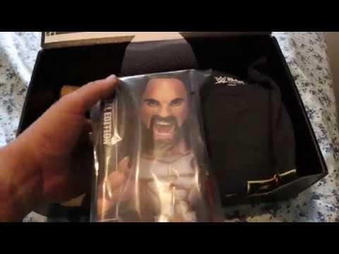 WWE Slam Crate Mania Unboxing