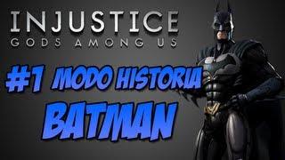 Injustice: Gods Among Us - Modo História - Injustice: Gods Among Us - Dublado #1 Batman
