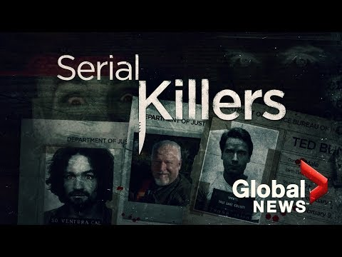 Mind of a serial killer: Why one in ever