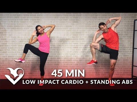 45 Min Standing