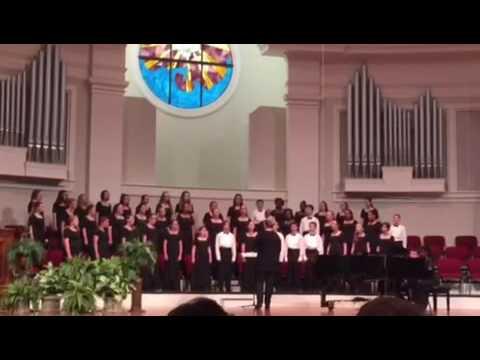 New Kent Middle School Choir [THE RAINBOW]
