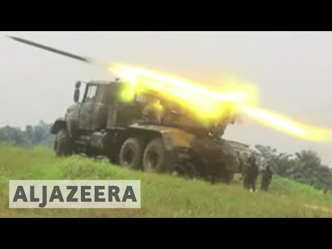 DR Congo army 🇨🇩 launches offensive against ADF rebels