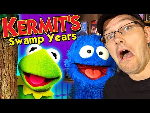 Kermit's Swamp Years (with Arlo) the Worst Muppet Movie - Rental Reviews