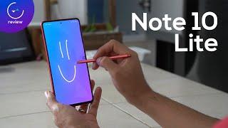 Samsung Galaxy Note 10 Lite   Review en español