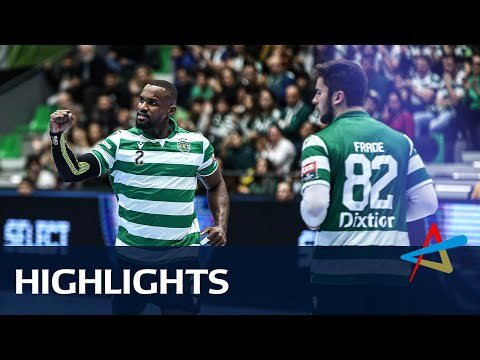 Highlights | Sporting Cp Vs. Ik Sävehof | Velux Ehf Champions League 2019/20