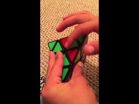 how to solve a pyraminx pdf