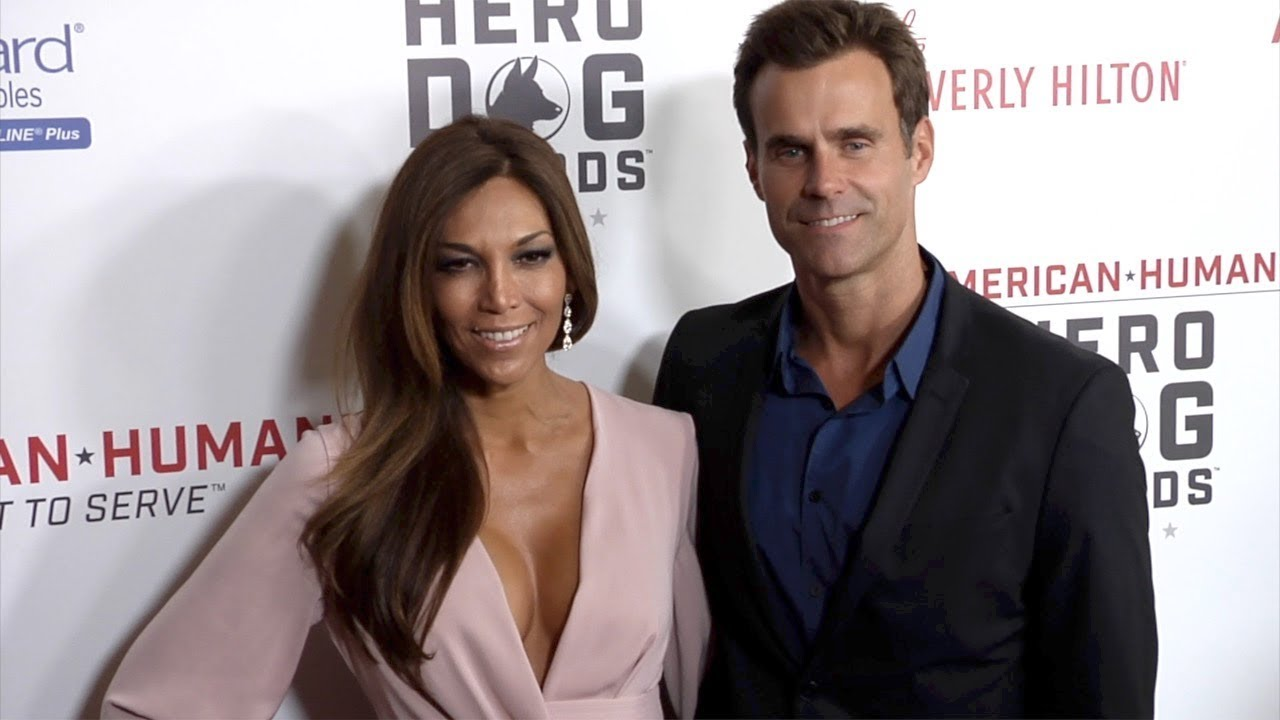 Cameron Mathison And Vanessa Arevalo 7th Annual Hero Dog Awards Red Carpet Youtube She is famous for married to cameron mathison. cameron mathison and vanessa arevalo 7th annual hero dog awards red carpet