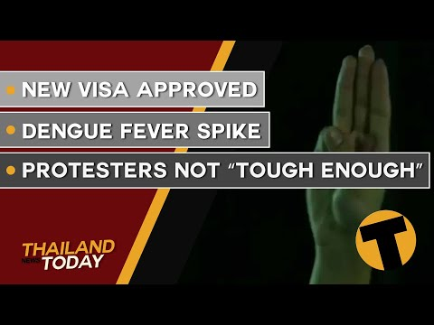 Thailand News Today | Visa update, Dengue spike | September 16, 2020