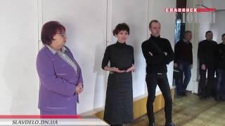 Открытие выставки Славкерампродукт 28 декабря 2016 Деловой Славянск